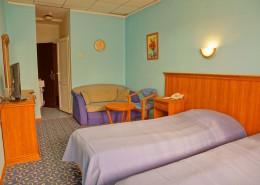 Стандартный двухместный номер ПК (повышенной комфортности) санатория Ивушка