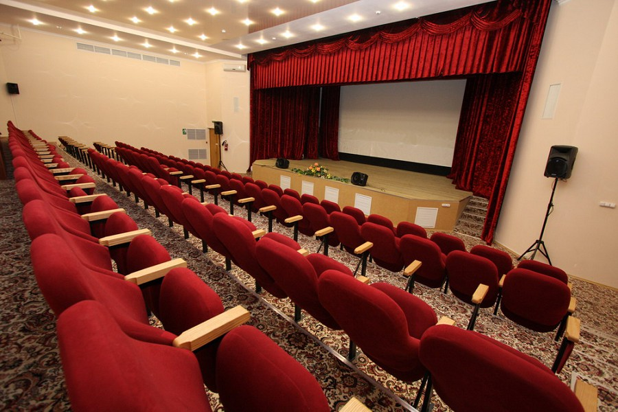 Конференц-зал санатория Ивушка
