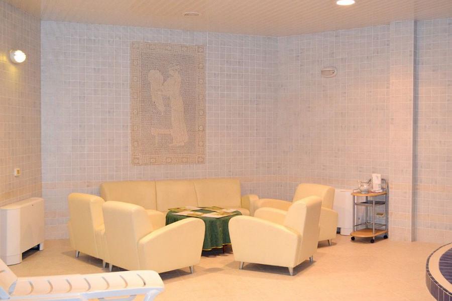 Спа-комплекс пансионата Изумруд, Сочи