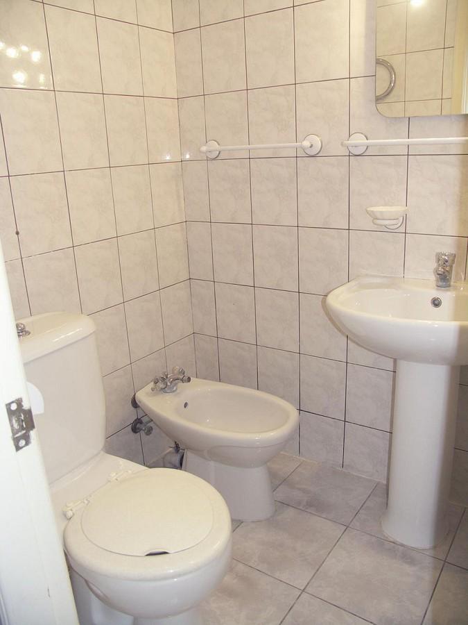 Туалетная комната в номере Корпуса №5 санатория Известия, Адлер, Сочи