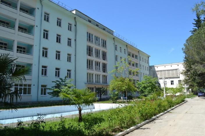 Пансионат Кавказ, Гагра, Абхазия