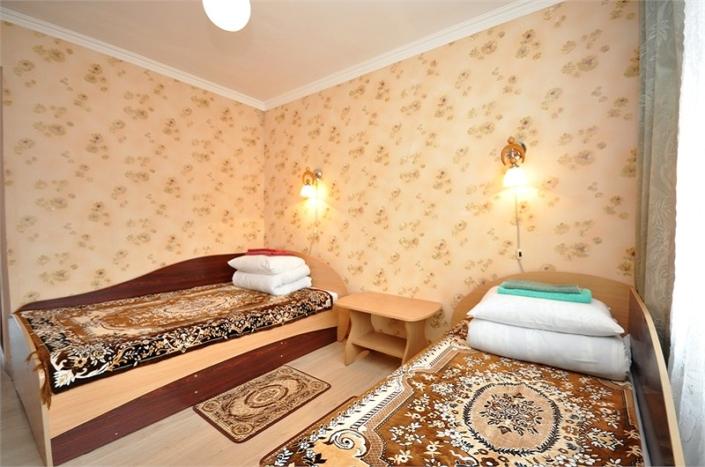 Стандарт двухместный в Корпусе 1 санатория Киев