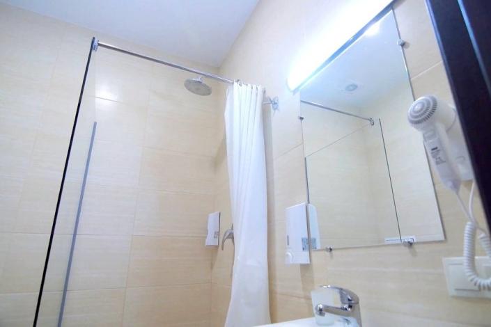 Туалетная комната Апартаментов в Корпусе № 5 санатория им. Кирова