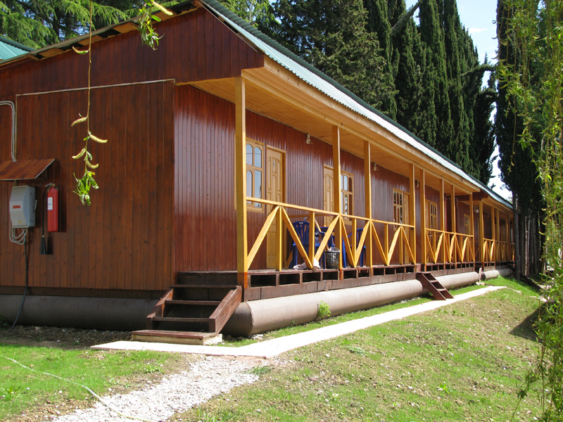 Курортный комплекс Камарит, Новый Афон