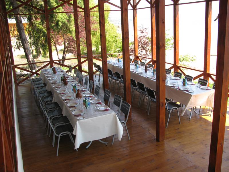 Ресторан курортного комплекса Камарит