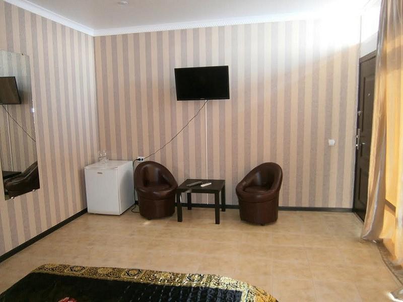 2-х местный номер в новом корпусе курортного комплекса Камарит Новый Афон