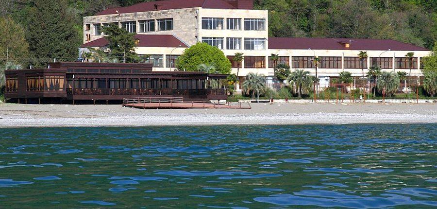 Курортный комплекс Континент Гагра, Абхазия