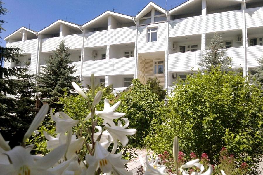 Отель Корона, Евпатория, Крым