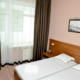 Стандарт двухместный отеля Корона