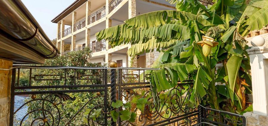 Отель Korshikoff, Гагра, Абхазия