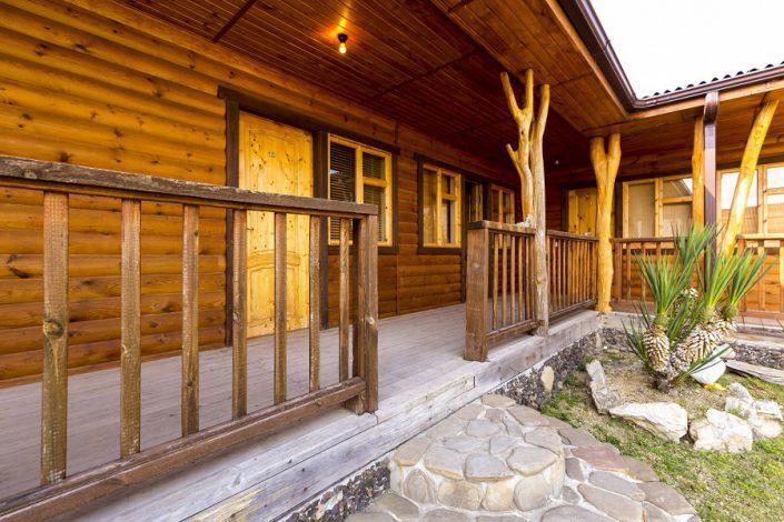 Отель Ковчег, Лдзаа, Пицунда, Абхазия