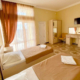 Стандартный двухместный номер гостиницы Кристалл