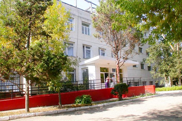 Санаторий им. Крупской, Евпатория, Крым