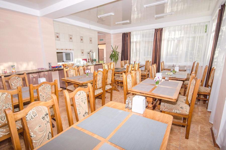 Кафе гостиницы Крымская Ницца