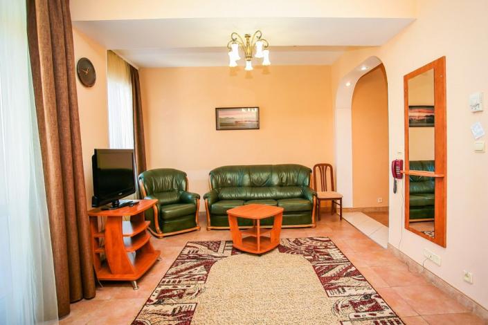 Люкс двухместный двухкомнатный санатория Крымские зори
