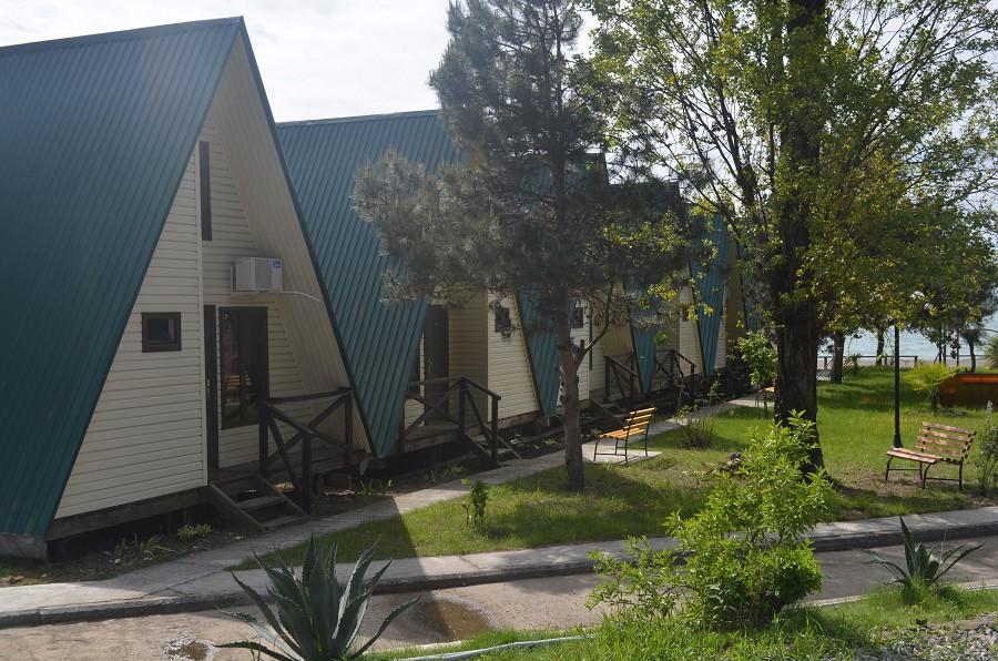 Пансионат Кяласур, Сухум