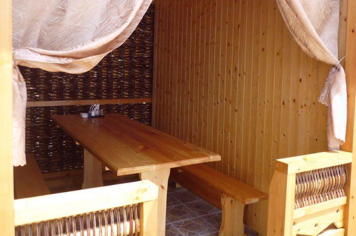 Ресторан национальной кухни пансионата Кяласур
