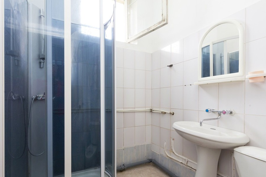 Туалетная комната Стандартного номера пансионата Лагуна