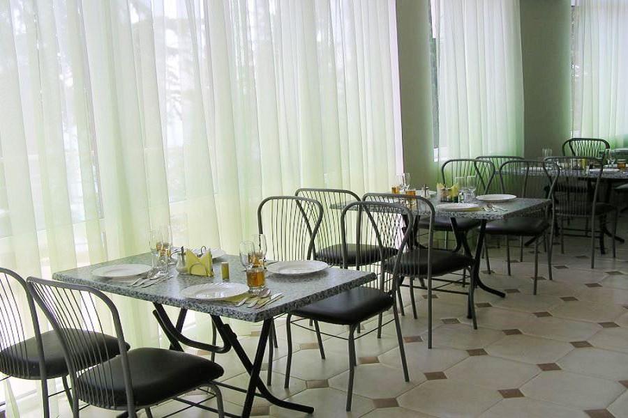 Столовая пансионата Ласковый берег, Алушта