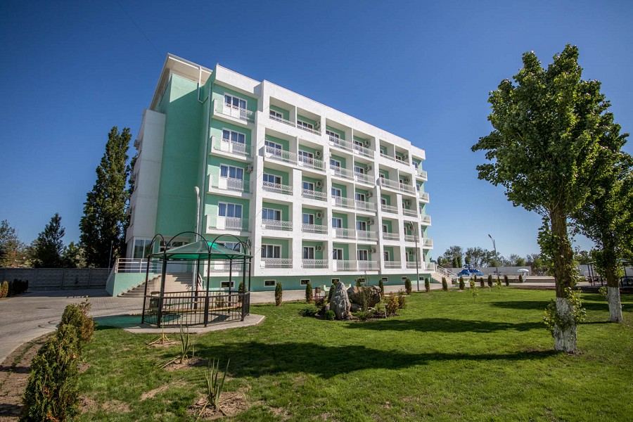 Парк-отель Лазурный берег, Анапа, Джемете