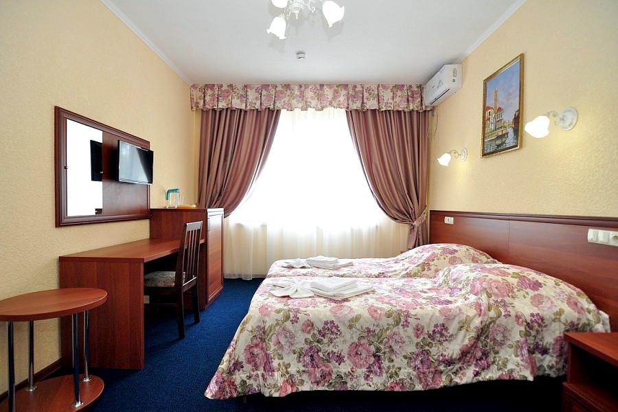 Стандарт Плюс двухместный парк-отеля Лазурный берег