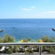Вид с балкона номера Полулюкс гостиницы Легенда