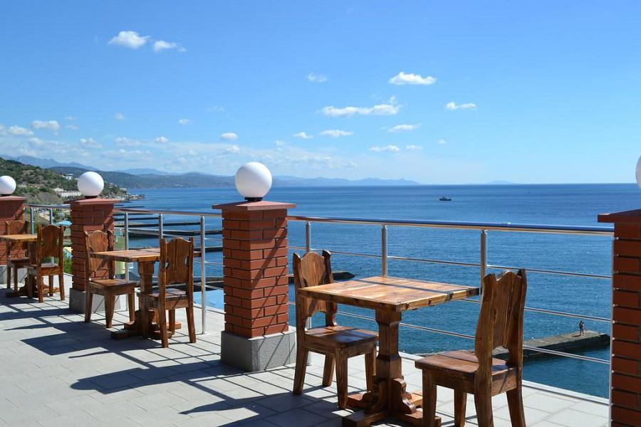 Кафе гостиницы Легенда