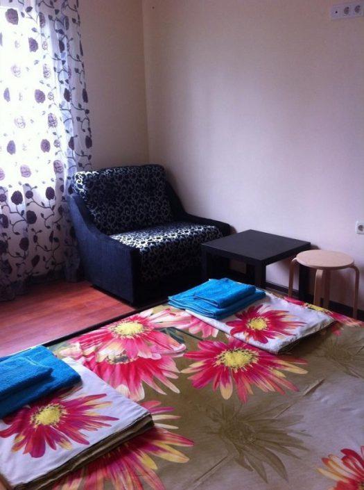 Номер в гостевом доме Леон, Новый Афон, Абхазия