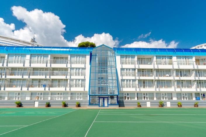 Отель Левант, Ялта, Крым
