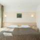 Классический двухместный номер отеля Левант