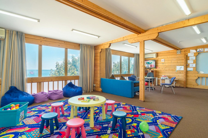 Детская комната отеля Левант