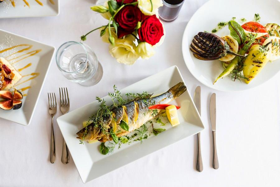 Ресторан отеля Левант
