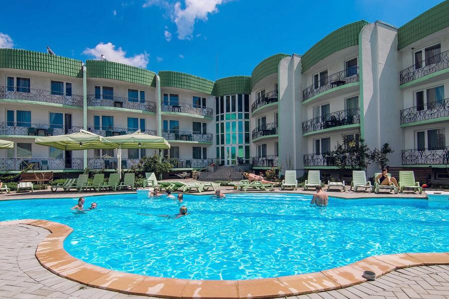 Отель Лиана, Евпатория, Крым