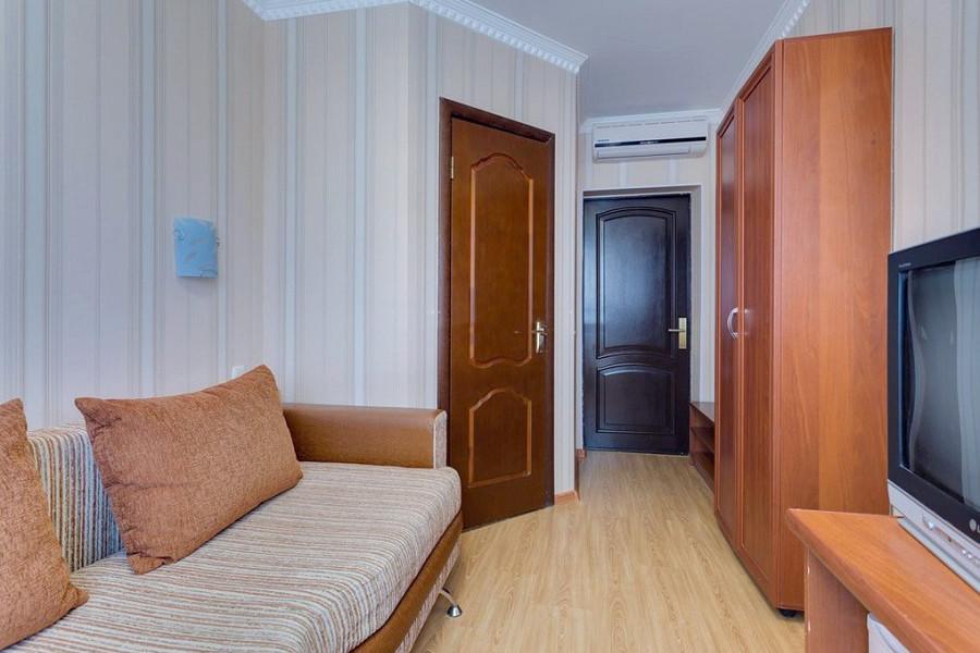 Стандарт одноместный отеля Лиана