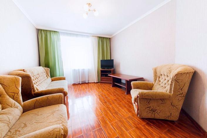 Люкс двухместный двухкомнатный отеля Лиана