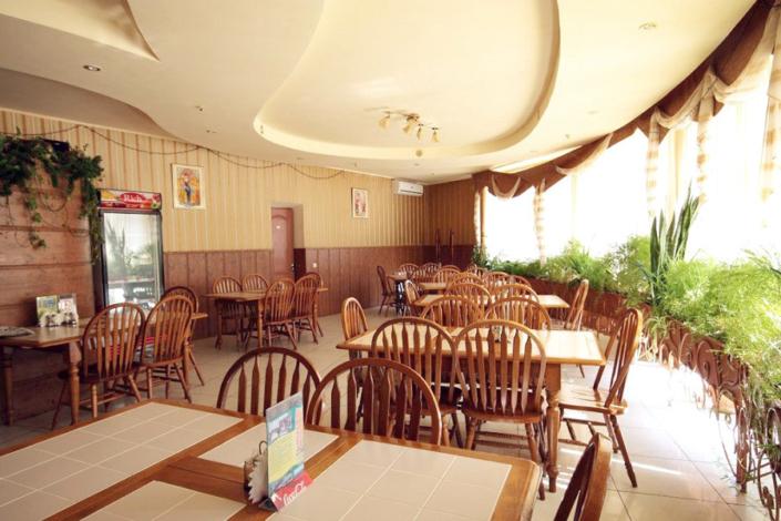 Ресторан отеля Лиана