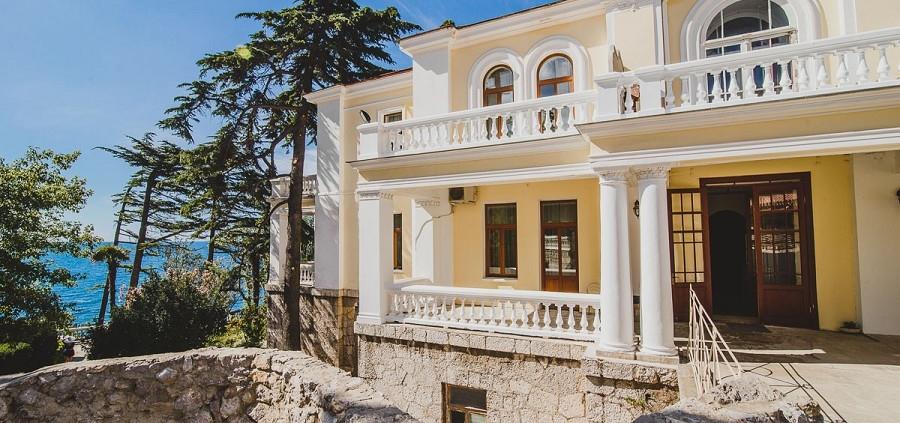 Курортный комплекс Лиго Морская, Крым, Ялта, Симеиз
