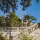 Лестница к пляжу курортного комплекса Лиго Морская