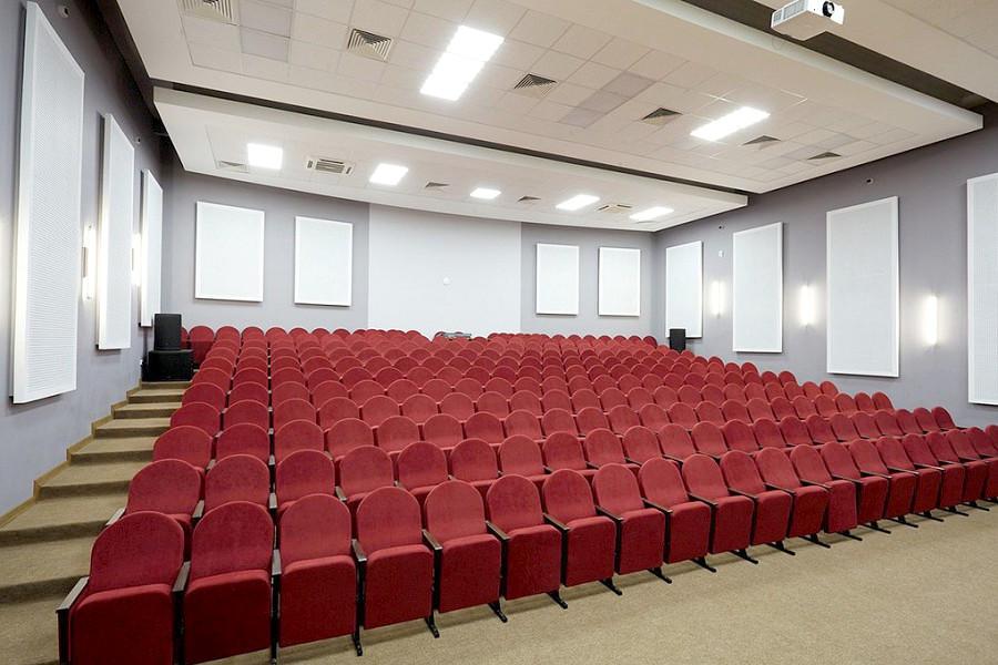 Киноконцертный зал пансионата Литфонд