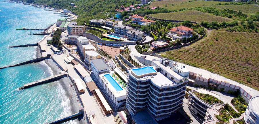 Спа-отель Ливадийский, Крым, Ялта, Ливадия