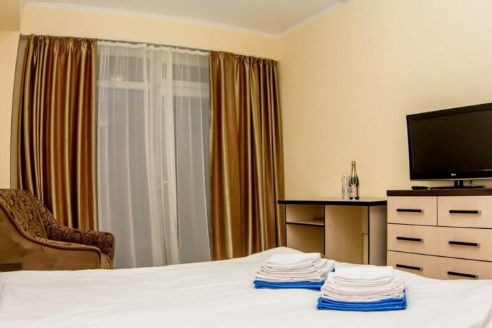 Студия с кухней двухместная спа-отеля Ливадийский