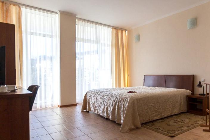 Комфорт двухместный с видом во двор спа-отеля Ливадийский