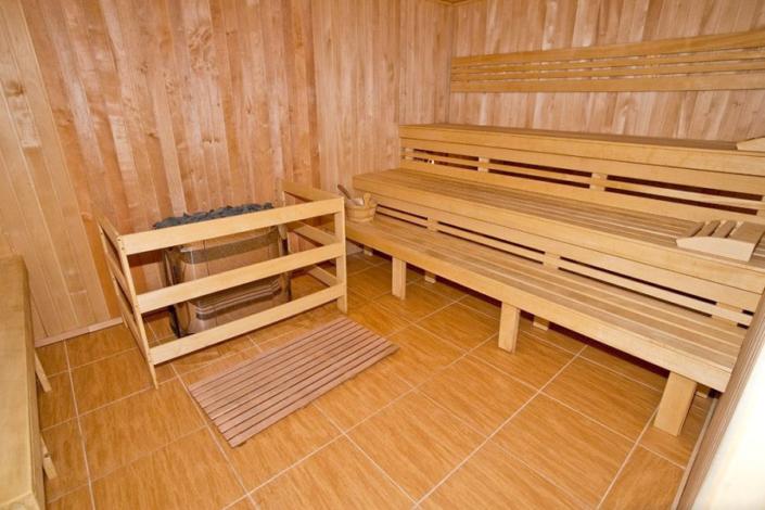 Термальная зона Спа-комплекса спа-отеля Ливадийский