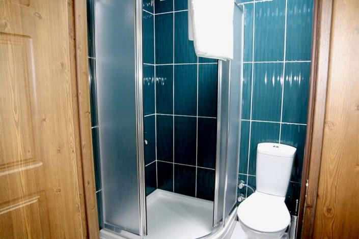 Туалетная комната Стандартного номера отеля Lucette