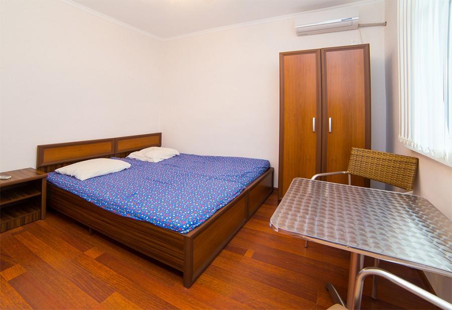 Стандартный двухместный номер гостиницы Лулу