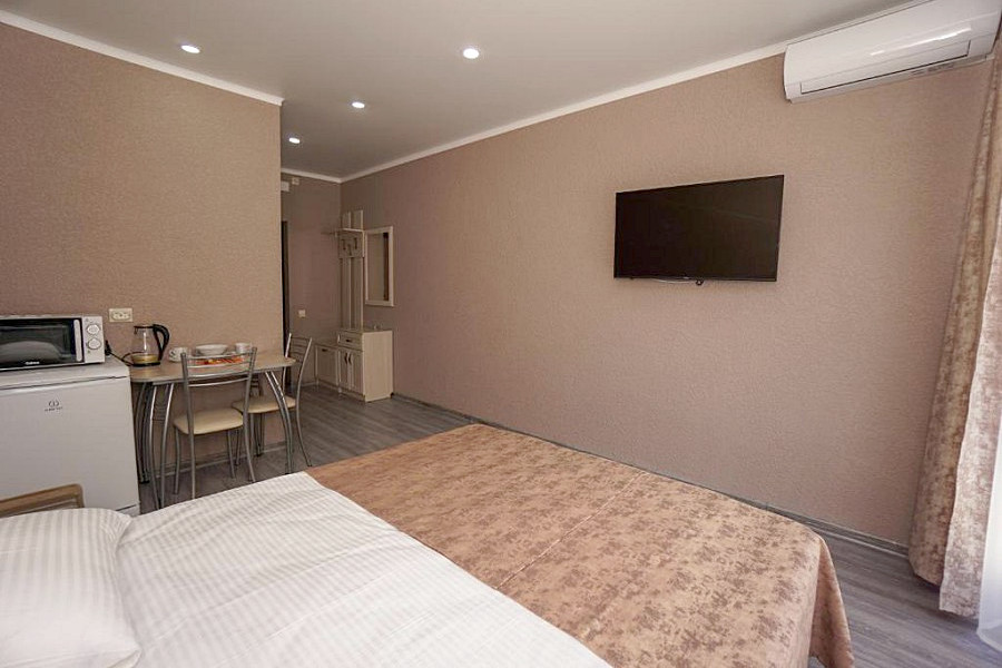 Комфорт двухместный без кухни отеля Мадрид Парк 2