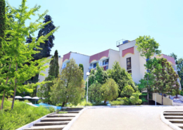 Корпус 2 санатория Магадан