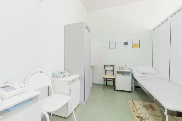 Лечебно-оздоровительный комплекс санатория Магадан