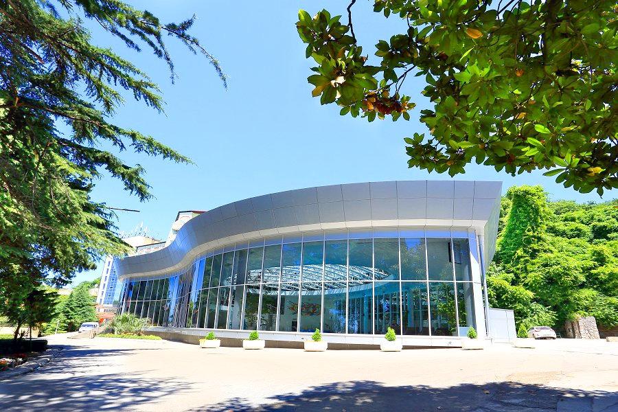 Водно-оздоровительный комплекс санатория Магадан