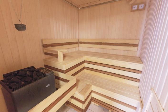 Термальная зона водно-оздоровительного комплекса санатория Магадан